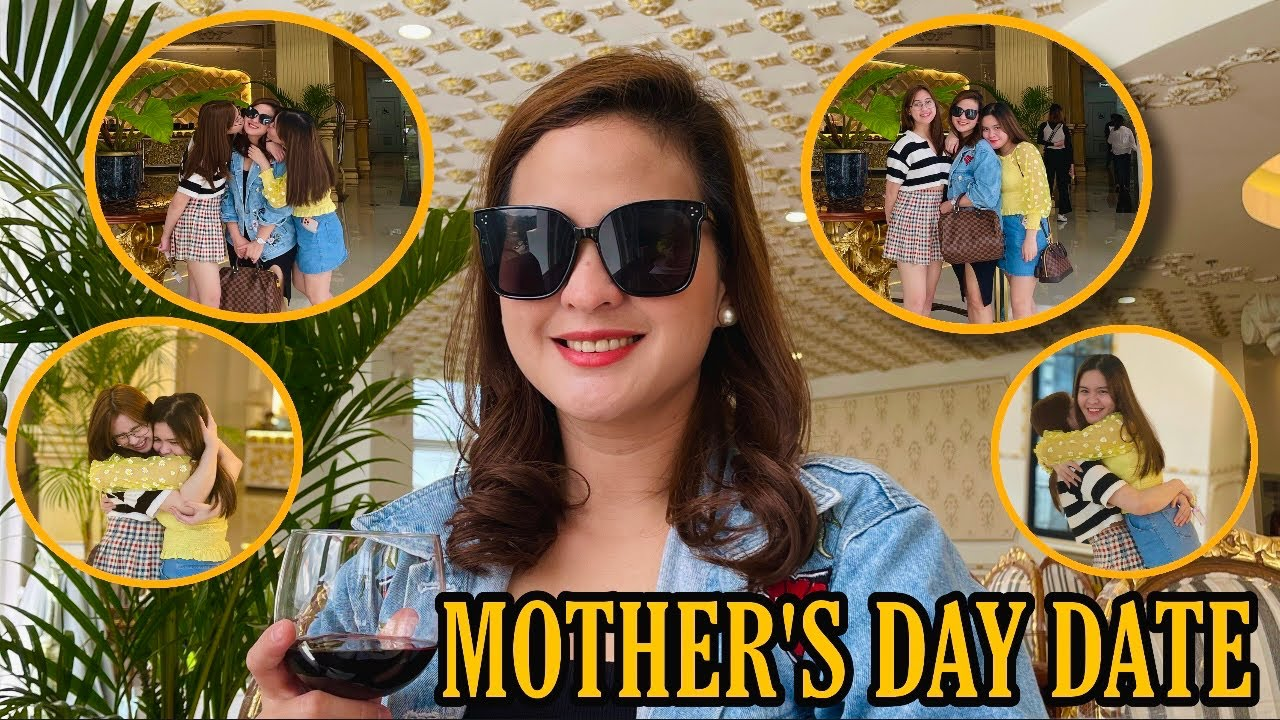 MOTHER'S DAY DATE   MELDHEN VLOGS