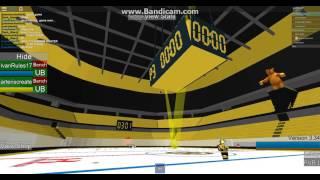 ROBLOX Hockey (NHL) - Montreal Canadiens Vs. Boston Bruins Period 3 Pt.2