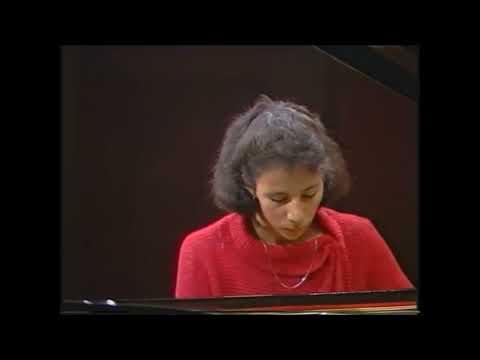 Leticia Gómez-Tagle: Chopin Competition Warsaw (1990) Scherzo n. 2