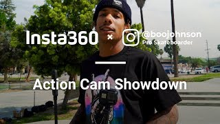 Insta360 ONE X - Skate Test with Boo Johnson