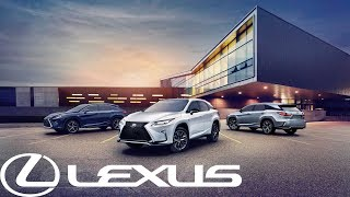 The 2018 Lexus RX 350L Walkaround