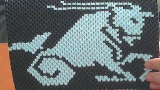 How To Make 3d Origami Capricorn Zodiac Sign Painting