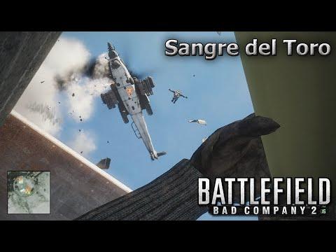 "Battlefiled: Bad Company 2. Mission 9 ""Sangre del Toro"""