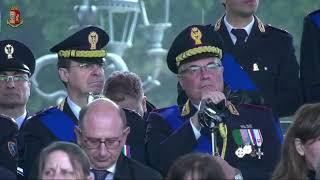 L'intervento del prefetto Gabrielli al 167° Anniversario della fondazione