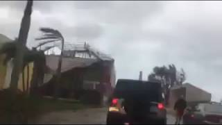 A Drive Through Arroyo, Puerto Rico After Hurricane Maria. VIEWER DISCRETION IS ADVISED!!!