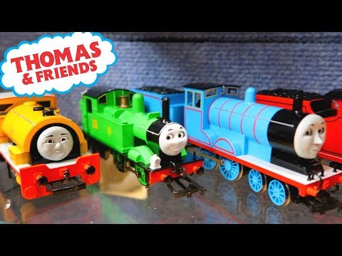 NEW Thomas and Friends Bachmann Trains Mini N Scale Size Tank Engines 2020 Toys