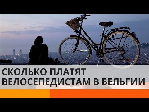 Пересел с авто на велосипед - держи деньги? Интересные факты о Бельгии