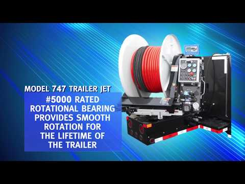 Trailer Jet by Sewer Equipment Co. of America