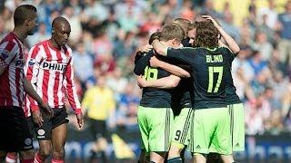 PSV - Ajax 2-3 (14-04-2013)