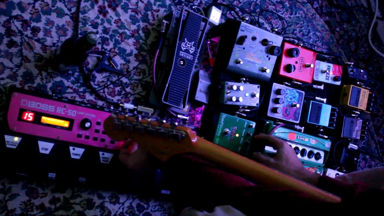 bedrone 20 live ambient guitar pedal music youtube. Black Bedroom Furniture Sets. Home Design Ideas