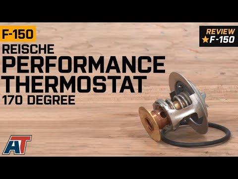 2011-2019 F150 Reische Performance Thermostat 2.7L, 3.3L, 3.5L, 3.7L, 5.0L EcoBoost & V6 Review