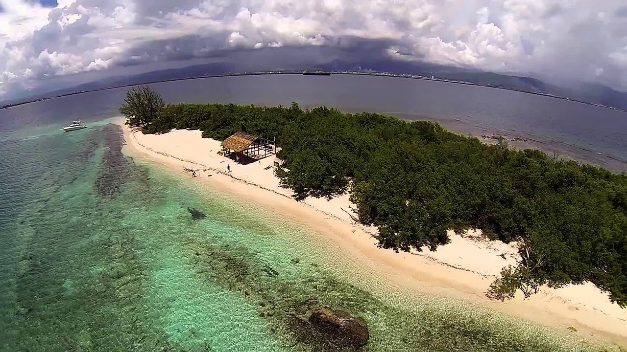 1080p Fall Wallpaper Lime Cay Island Jamaica Gopro Aerial Video Youtube