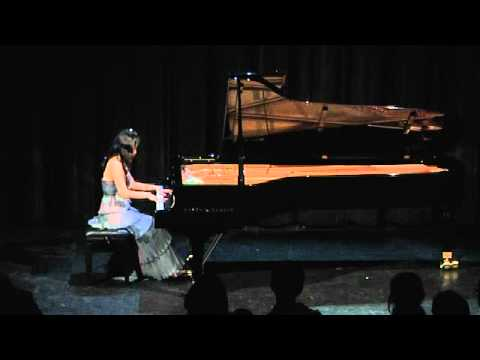 Ching-Ming Cheng Concert CSUSM 1/31/12 Song 1 (Part 1)