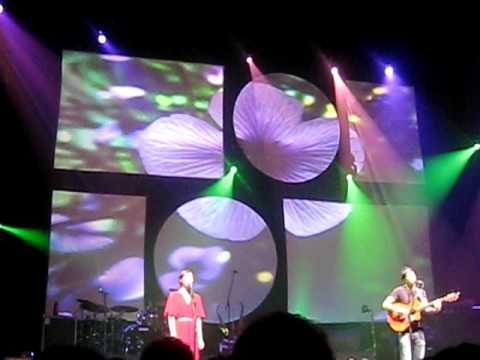 Jason Mraz - Portland Lucky with Lisa Hannigan