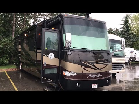 2012 Allegro Bus 40QBP by Tiffin Motorhomes – Stock #17839