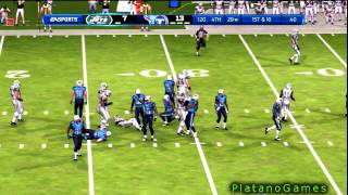 NFL 2012 MNF Week 15 - New York Jets (6-7) vs Tennessee Titans (4-9) 4th Qrt - Madden '13 - HD