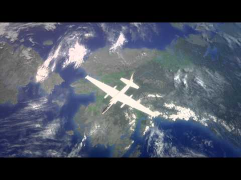 NASA using converted spy planes to collect polar data