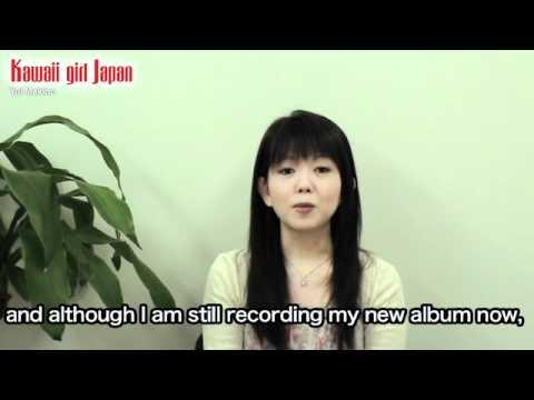 Makino Yui - Comment for Kawaii girl Japan