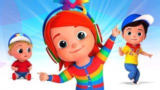 Junior Squad Nursery Rhymes | Kids Songs | Cartoon Videos For Toddlers