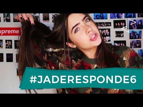 #JadeResponde 6 - Quero cortar o cabelo?