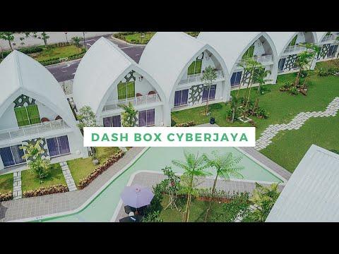 Dash Box Hotel Cyberjaya 塞布再也缓冲箱酒店