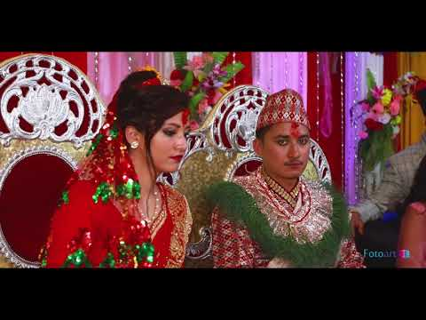 Prabin weds Rabina Part 1