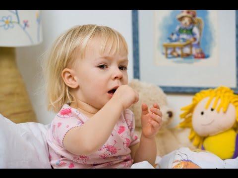 Ночной кашель у детей -