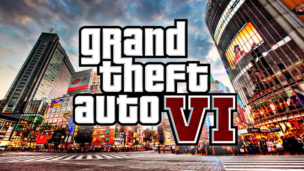 Grand Theft Auto VI (GTA VI En TOKIO