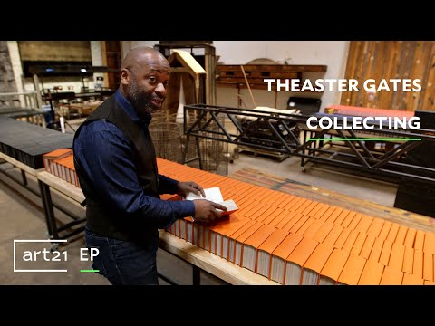 "Theaster Gates: Collecting | Art21 ""Extended Play"""