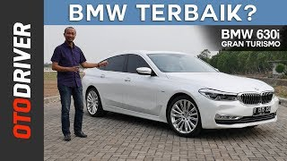 BMW 630i Gran Turismo 2018 Review Indonesia | OtoDriver