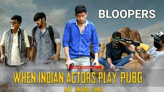 WHEN INDIAN ACTOR'S PLAY PUBG IN REAL LIFE (BLOOPERS) | AJ Verma | BKLOL AddA thumbnail