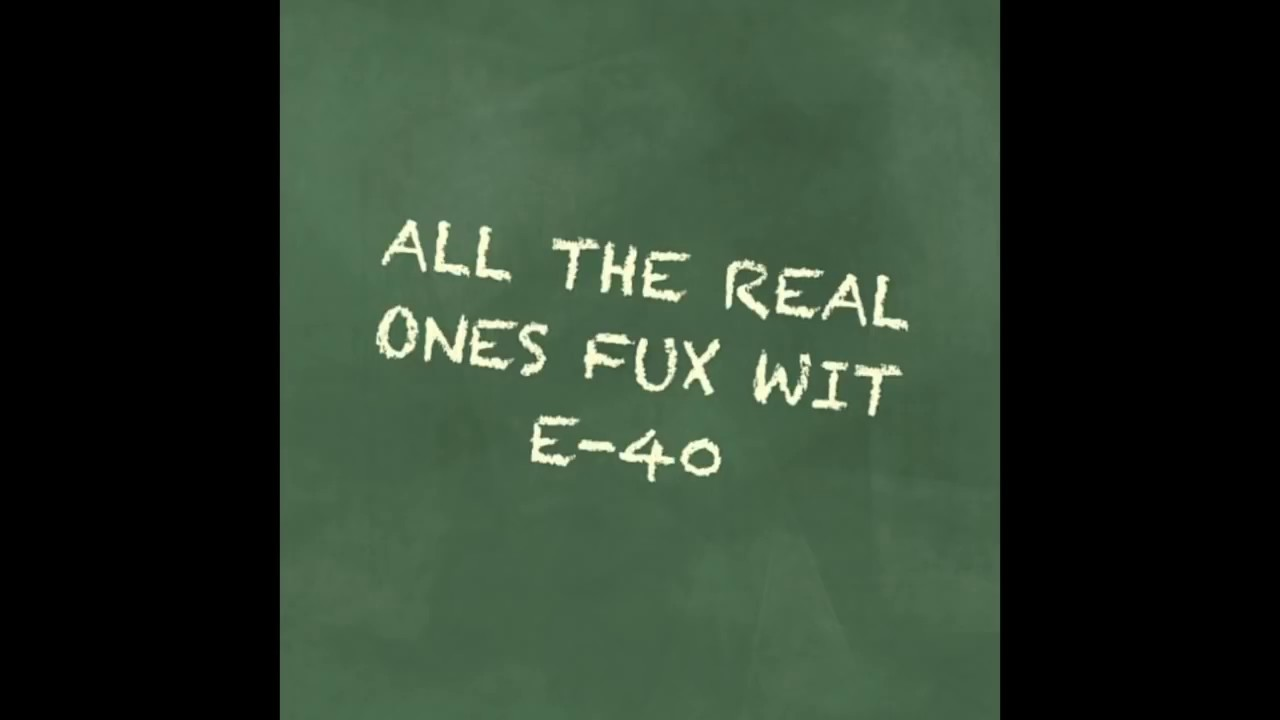 E 40 Greatest Quotes Youtube