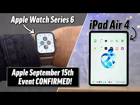 I WAS WRONG.. Apple September 15 Event - What to expect!