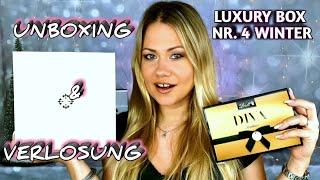 UNBOXING & VERLOSUNG LUXURY BOX NR. 4 | WOW 150€ WERT!