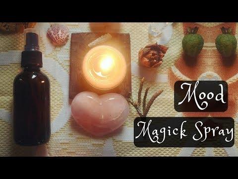 Mood Magick Spray Recipe