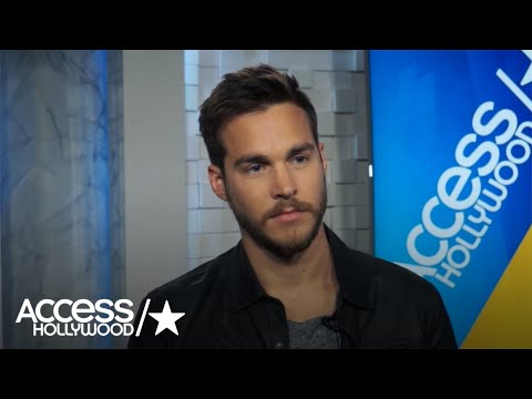 'Containment': Chris Wood On Why Jake Decides To Stay & Help Katie | Access Hollywood
