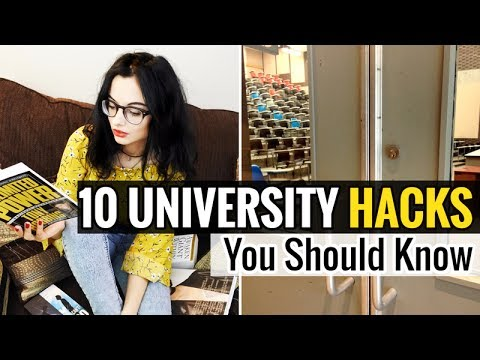 10 University Hacks Every Student Should Know // Back to School Secrets of Grad Students