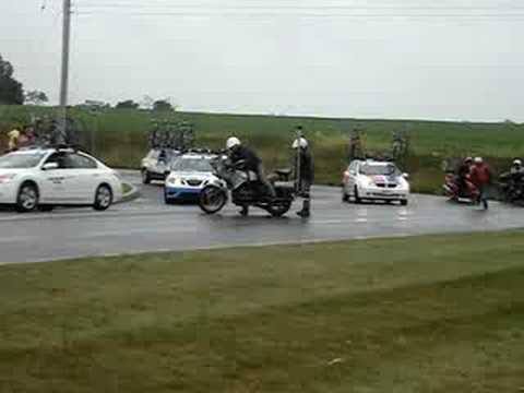 Bike race accident Souderton, PA