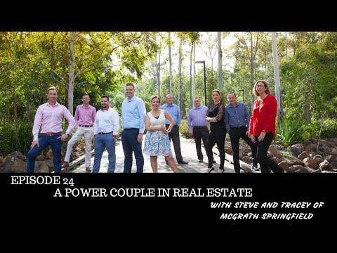 A Power Couple in Real Estate - Episode 24