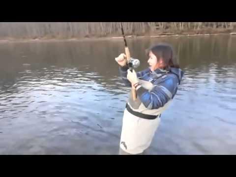 Клёвая рыбалка