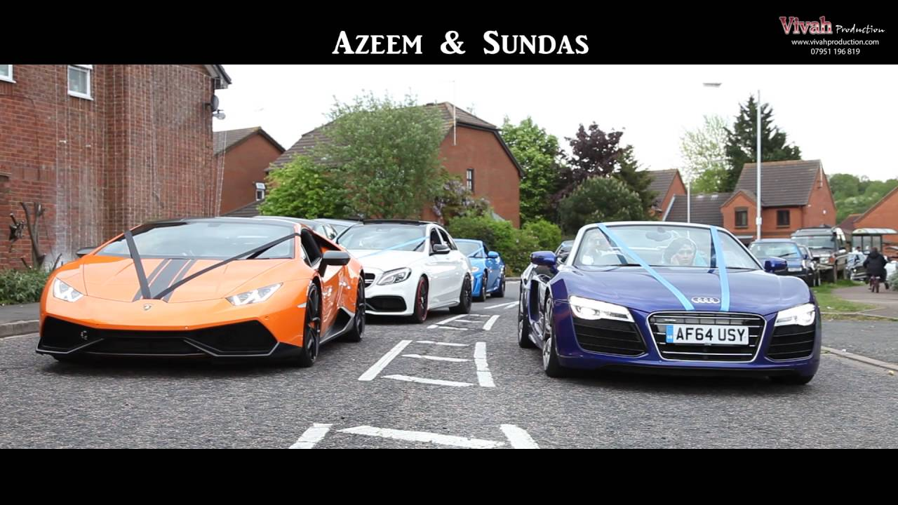 Asian Wedding Cars - Vivah production - 07951196819 - YouTube