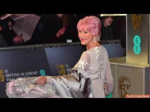 Helen Mirren Does More For Pink Hair Than Katy Perry, Nicki Minaj