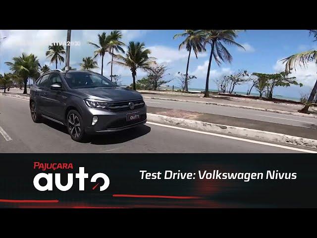 Retrospectiva 2020: Reveja o test drive do Volkswagen Nivus