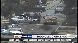 SERENAZGOVICTOR LARCO ROBO A FERRETERIA VISTO POR CAMARAS DE SEGURIDAD 11 SET UCV NOTICIAS