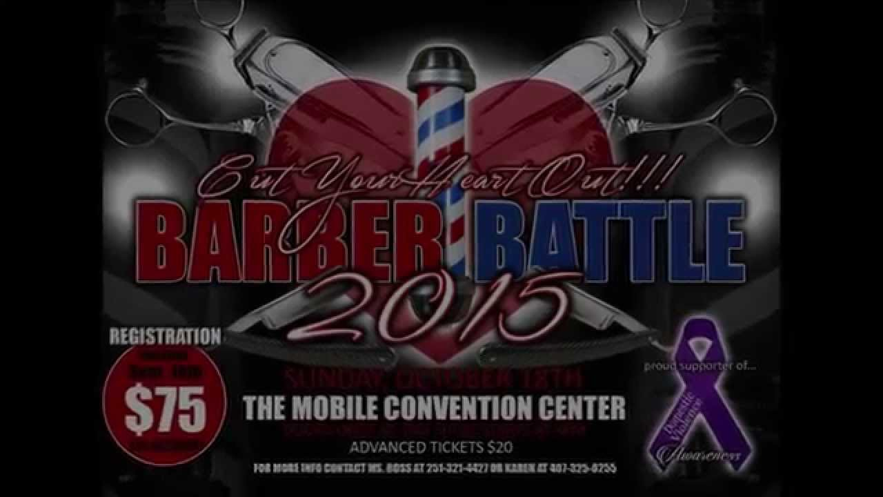 Barber Battle : Barber Battle 2015 - YouTube