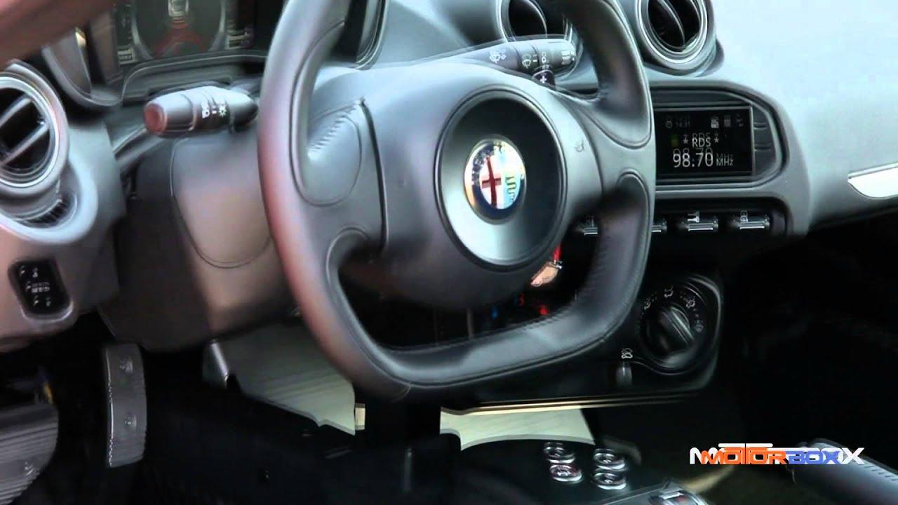 Alfa Romeo 4c La Prova Di Motorbox Motorbox Tv TheWikiHow