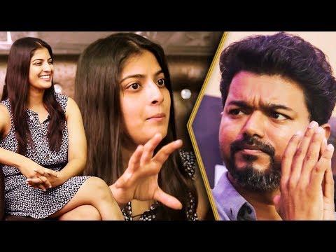 Varalakshmi Reveals Vijay's Unique Political Style | Interview | Keerthy Suresh, Sarkar Movie thumbnail