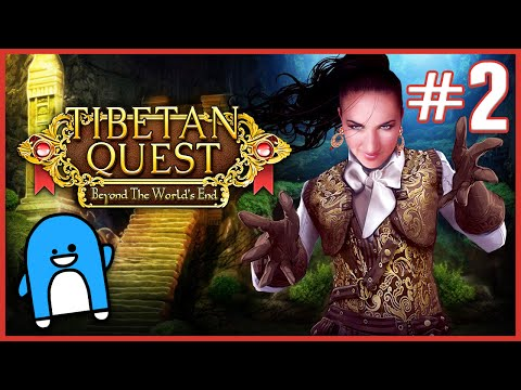 Let's Play Tibetan Quest: Beyond the World's End #2