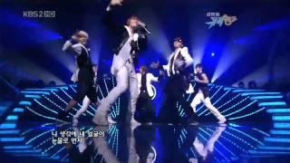 (091204) B2ST / Beast - Bad Girl (Remix)[HD LIVE]