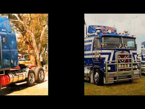 My Slideshow of some of the old Trucking Photos